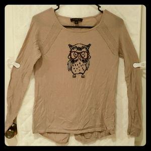 Adorable owl shirt